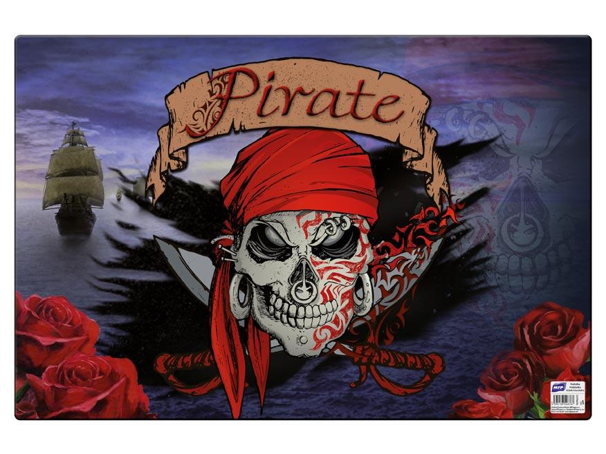 podložka na stôl 60 x 40cm Piráti 5370476