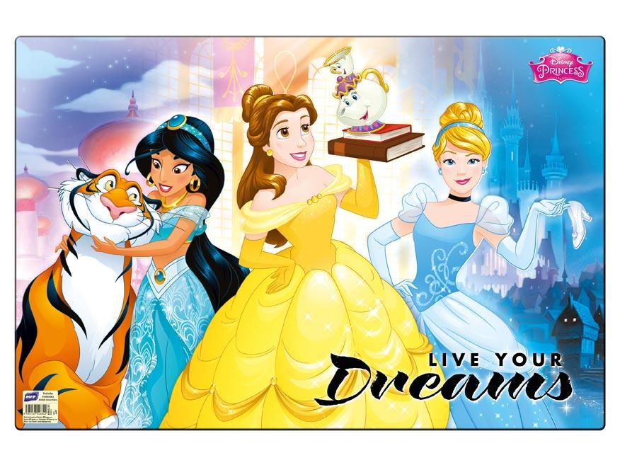 Podložka na stôl MFP 60 x 40cm Disney (Princess)
