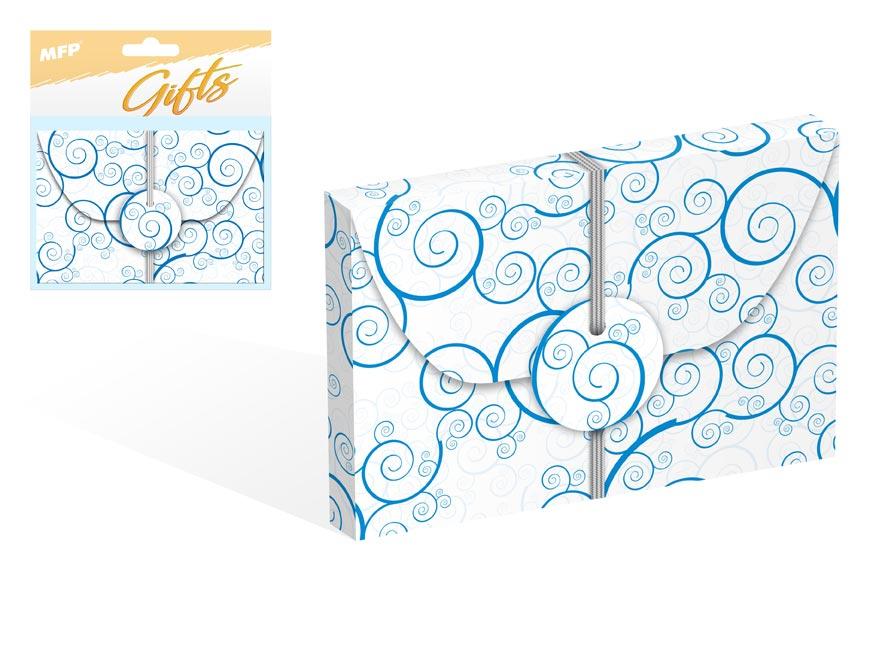 krabička na peniaze celoročná 12x8x1cm 5370494