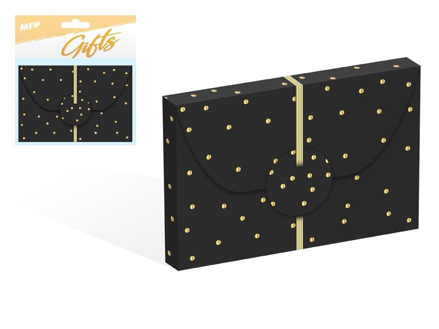 krabička na peniaze celoročná 12x8x1cm 5370496