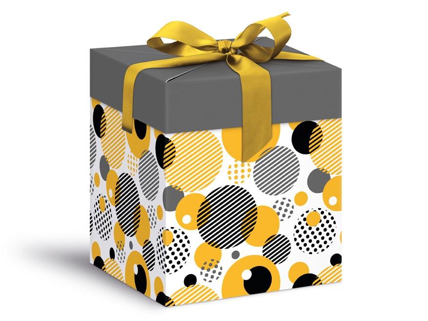 krabička darčeková 12x12x15cm 5370577