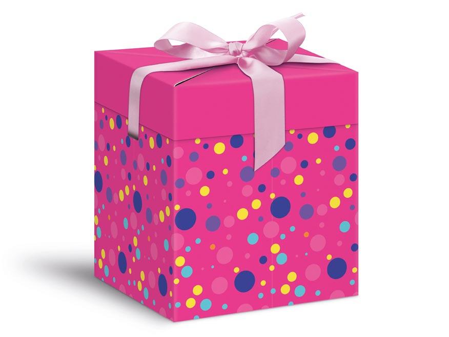 krabička darčeková 12x12x15cm 5370581