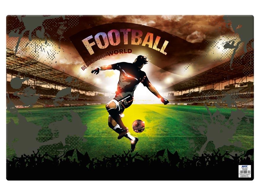 MFP 5370589 Podložka na stôl 60 x 40cm Fotbal