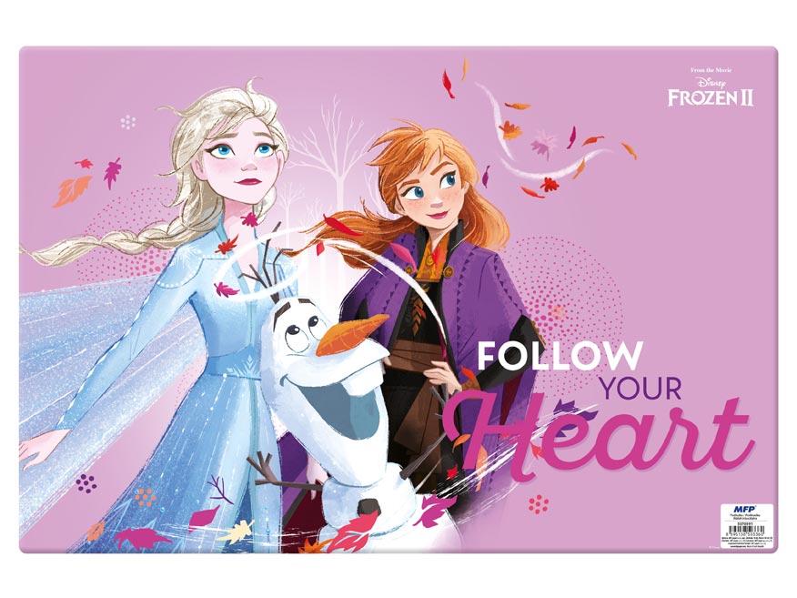 MFP 5370591 Podložka na stôl 60 x 40cm Disney (Frozen)