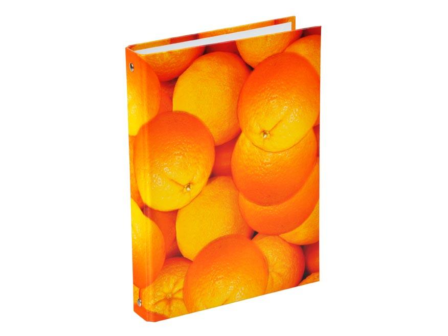 Poradač A5 4kr. lamino pomaranče
