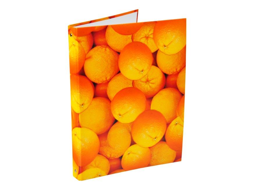 Poradač A4 4kr. lamino pomaranče