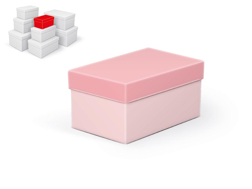 krabička darčeková B-C002-A 16x10x8cm 5370778
