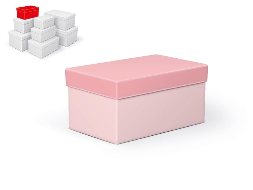 krabička darčeková B-C002-B 18x11x9cm 5370779