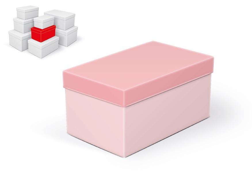 krabička darčeková B-C002-C 20x12x10cm 5370780