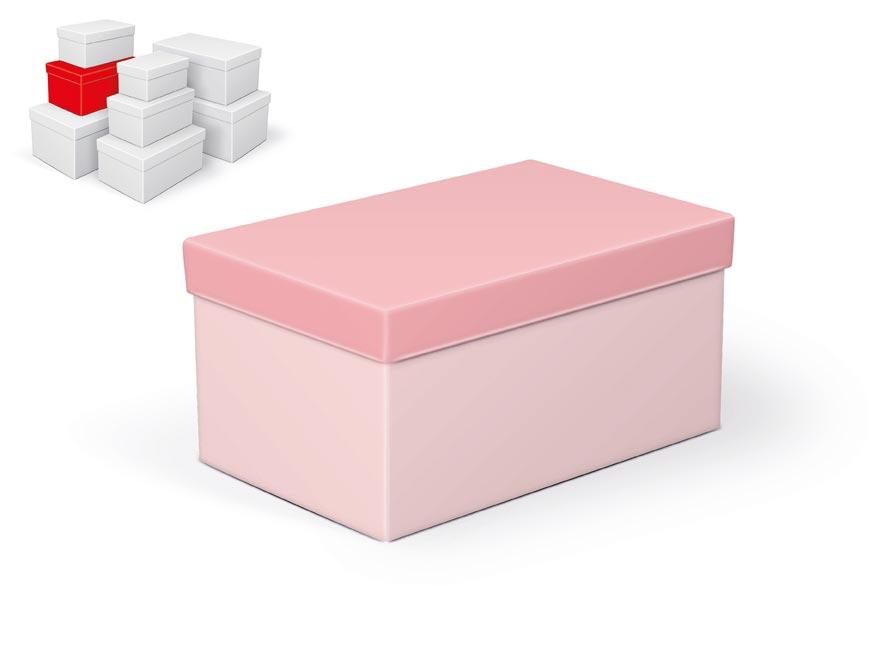 krabička darčeková B-C002-D 22x14x11cm 5370781