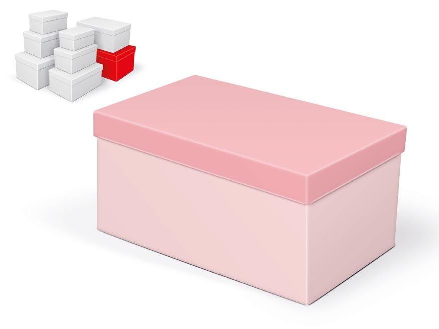 krabička darčeková B-C002-H 30x19x15cm 5370785