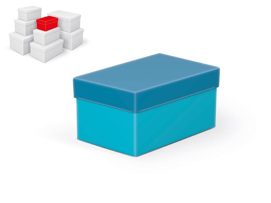 krabička darčeková B-C003-A 16x10x8cm 5370794
