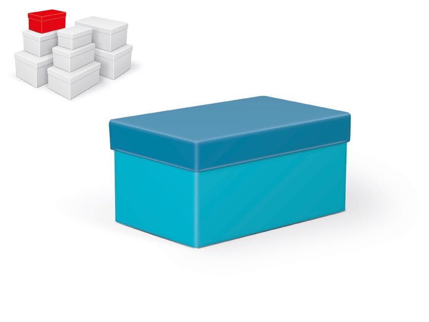 krabička darčeková B-C003-B 18x11x9cm 5370795