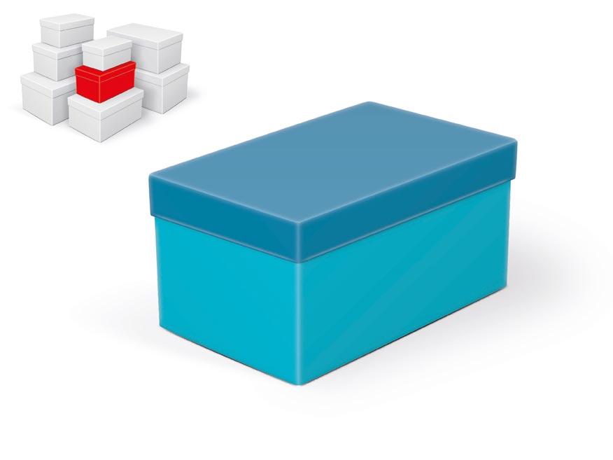 krabička darčeková B-C003-C 20x12x10cm 5370796