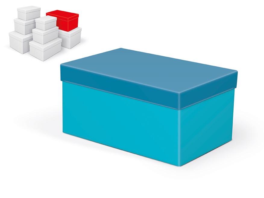 krabička darčeková B-C003-F 26x17x13cm 5370799