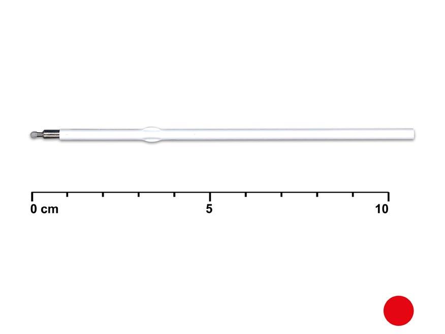 Náplň 10,7/3,5cm tip 0,5 červená FINESTY NEEDLE