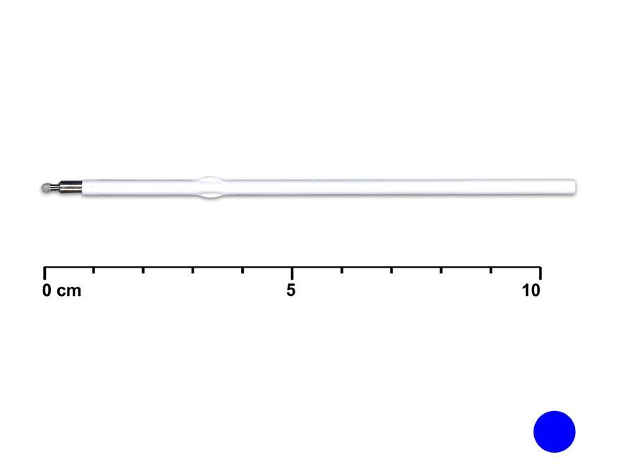 Náplň 10,7/3,5cm tip 0,5 modrá FINESTY NEEDLE
