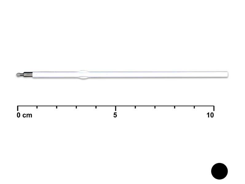 Náplň 10,7/3,5cm tip 0,5 čierna FINESTY NEEDLE
