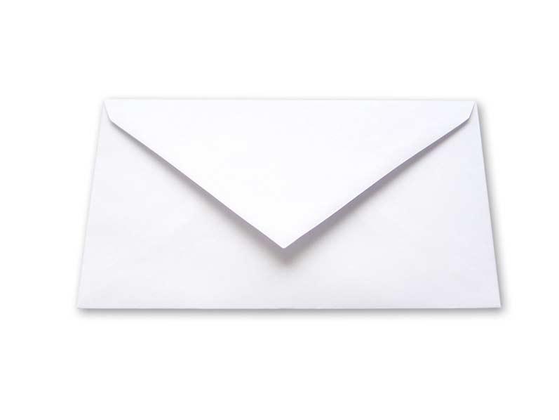 Listová obálka 100X165M