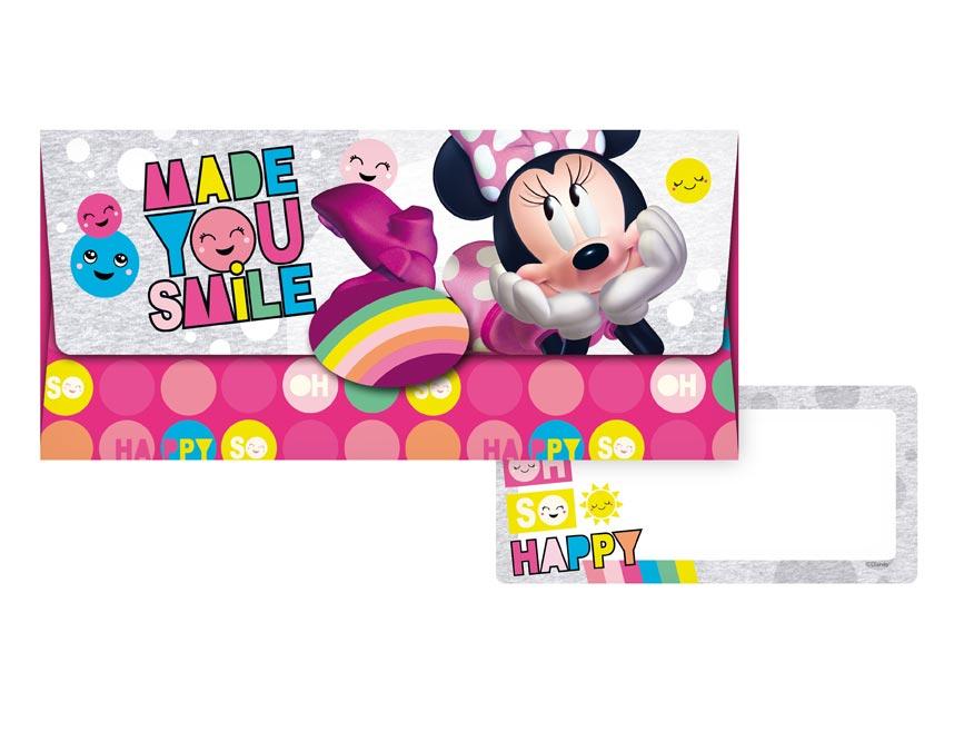 obálka na peniaze Disney 55- 070 (Minnie) 5560011