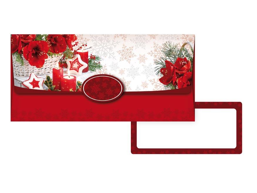 obálka na peniaze vianočná 88-031 5560033