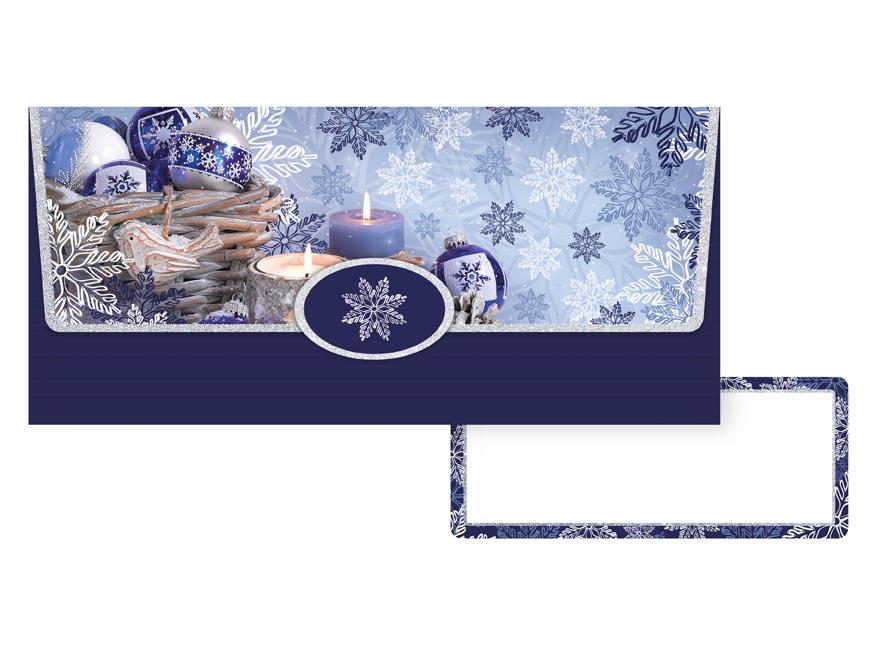 obálka na peniaze vianočná 99-001 5560034