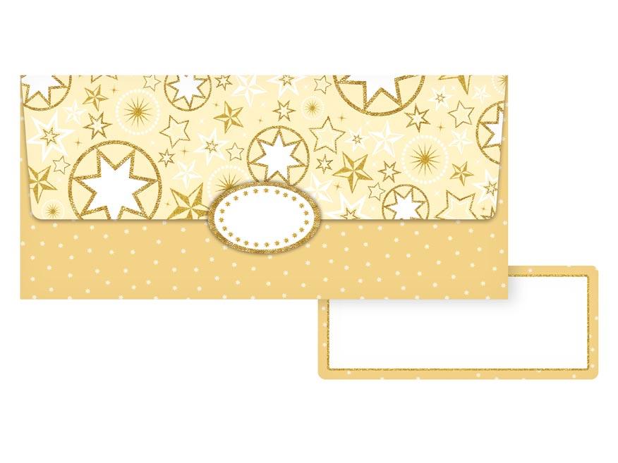 obálka na peniaze vianočná 99-004 5560037