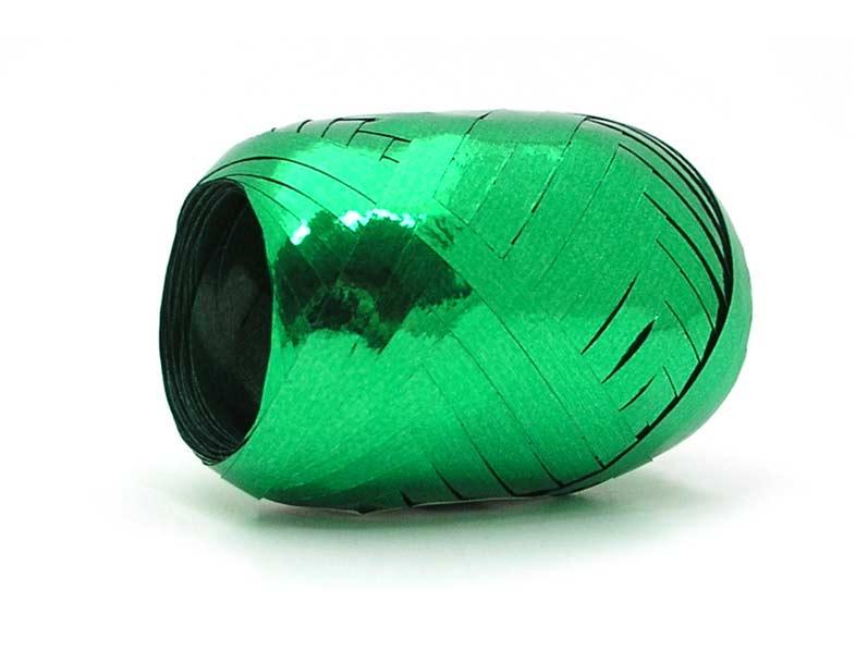 Stuha viazacia 20m metal zelená 6316