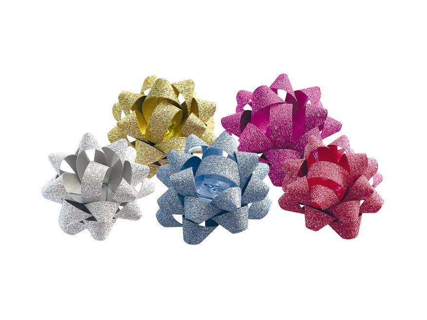 Rozetka glitter 1/5 cm