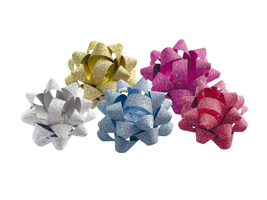 rozetka glitter 1,5/7 cm 5660245