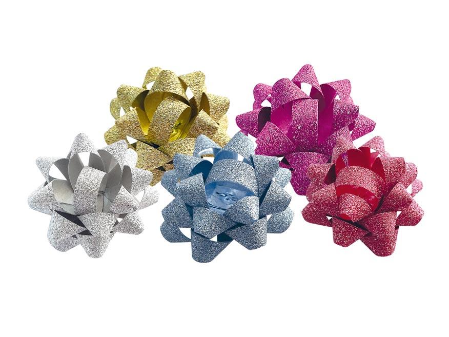 rozetka glitter 2/8 cm 5660246