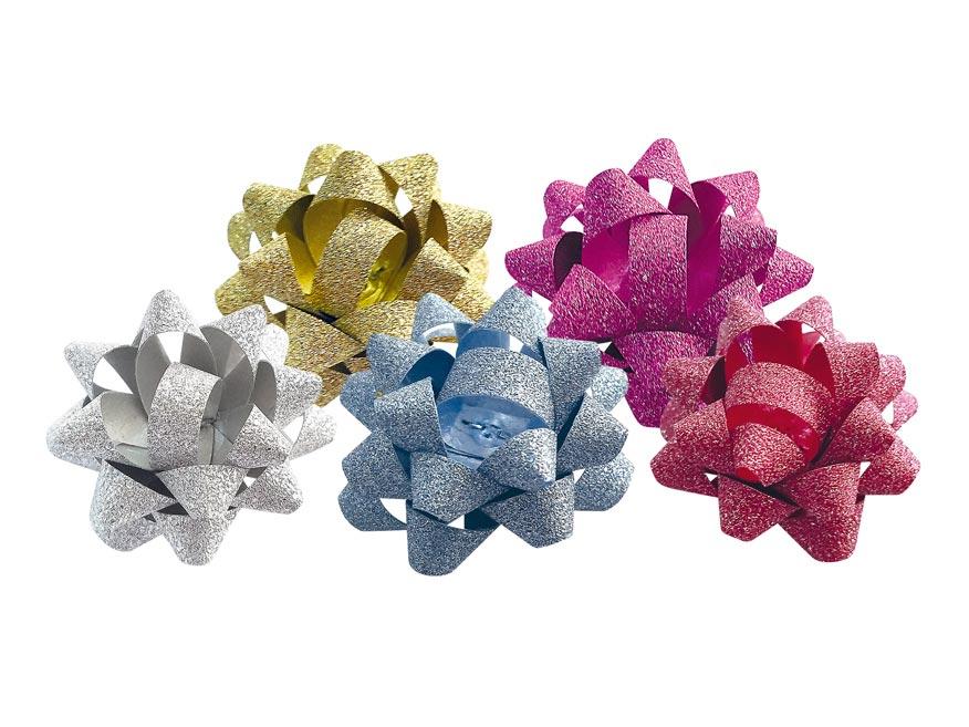 rozetka glitter 2/11 cm 5660247