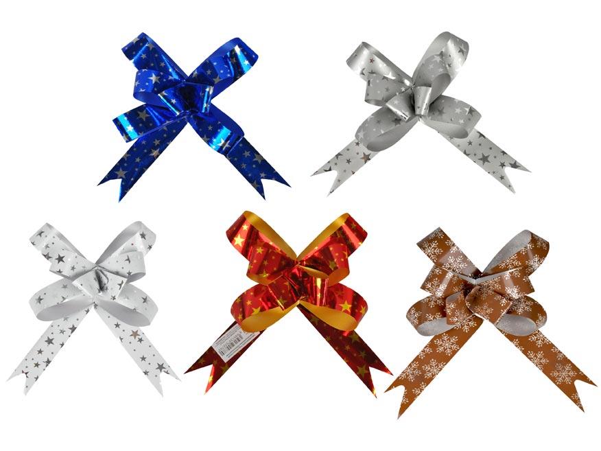 stahovací stuha 1,9/50 vianočná mix 5660261