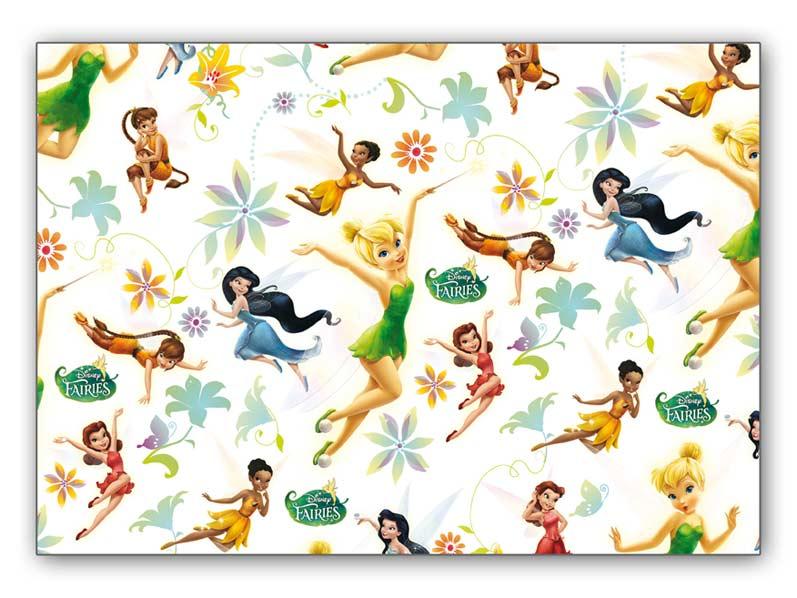Baliaci papier Disney Y011 (Fairies) 100x70 LUX