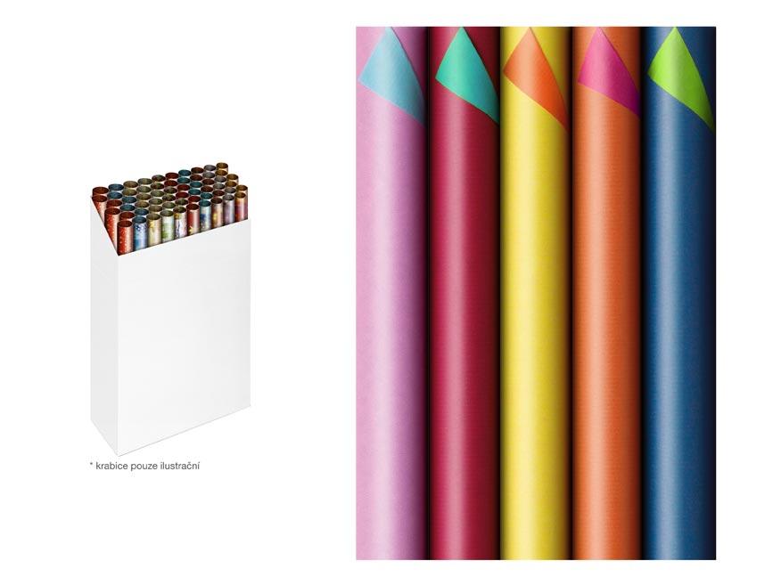 Baliaci papier rolky 200x70 dvojfarebný