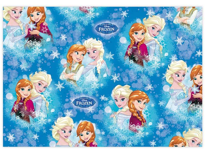 Baliaci papier Disney Y018 (Frozen) 100x70 LUX