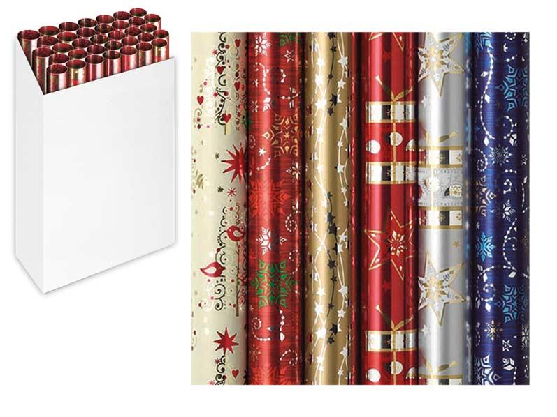 Baliaci papier vianočný rolky Platinum Joy of Christmas 150x70