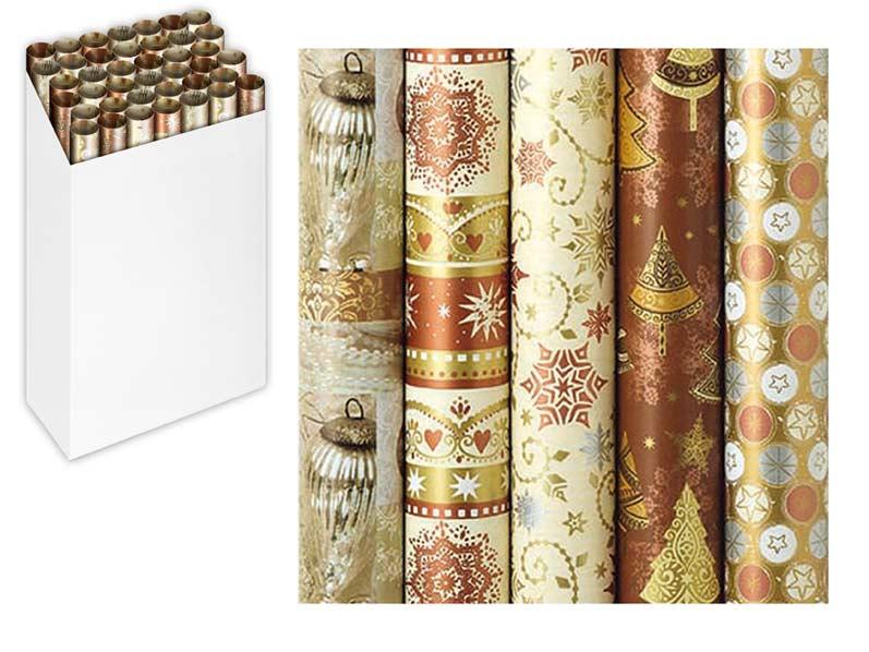 Baliaci papier vianočný rolky Premium Elegance 200x70