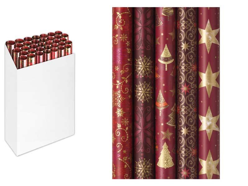 Baliaci papier vianočný rolky Premium La Galerie Rouge 200x70