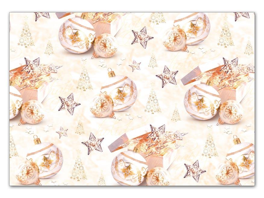 Baliaci papier vianočný klasik V180 100x70