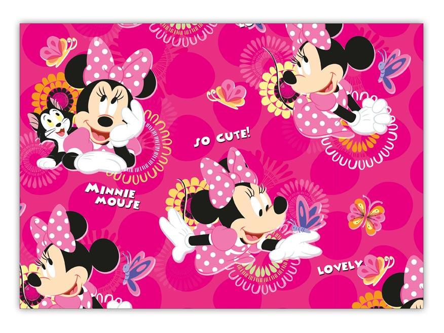 Baliaci papier Disney Y034 (Minnie) 100x70 LUX