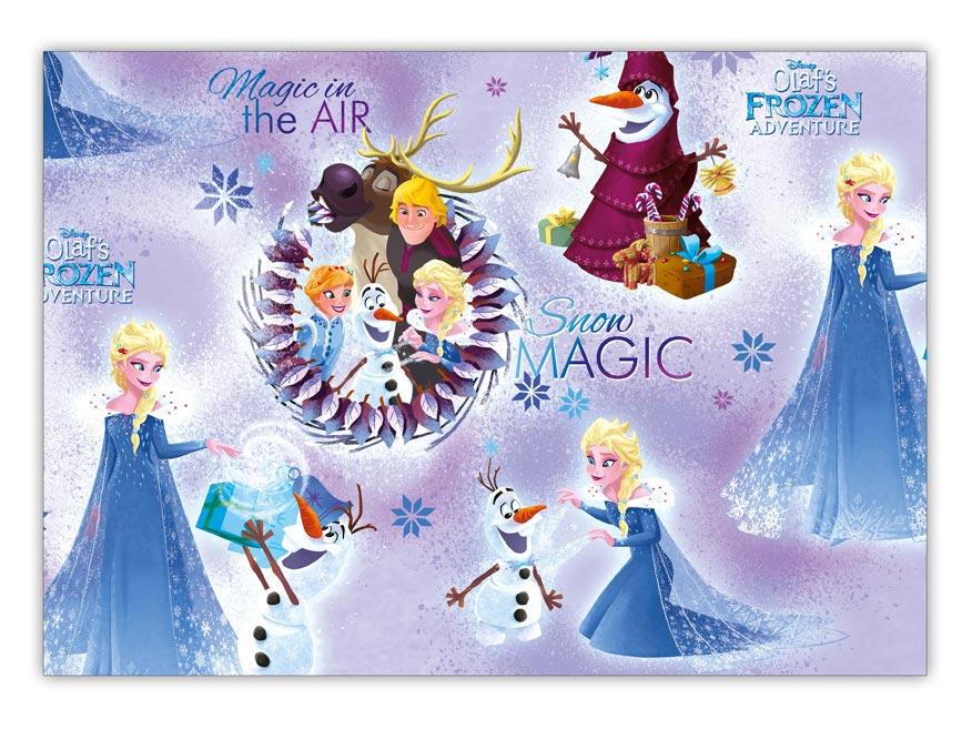 Baliaci papier Disney Y036 (Frozen) 100x70 LUX