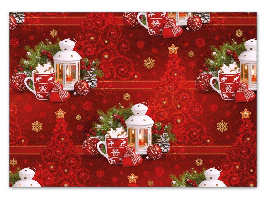 Baliaci papier vianočný klasik V191 100x70