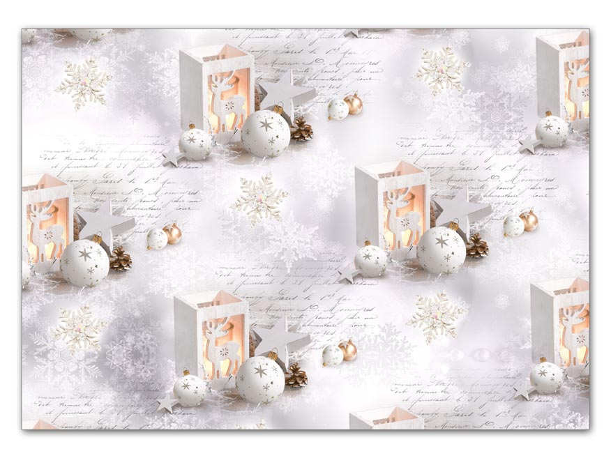 Baliaci papier vianočný klasik V192 100x70