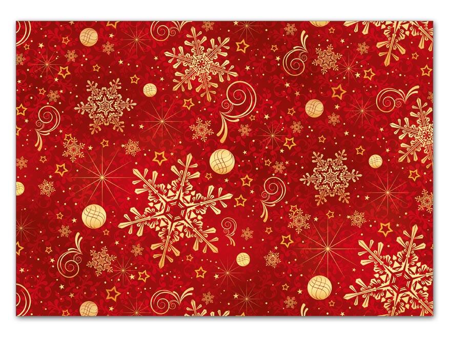 Baliaci papier vianočný klasik V194 100x70