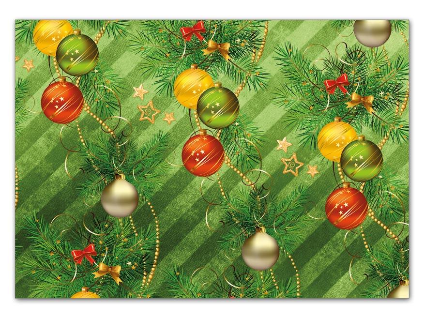 Baliaci papier vianočný LUX V195 100x70