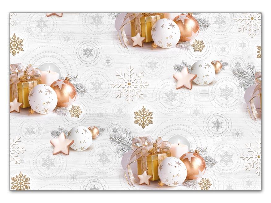 Baliaci papier vianočný LUX V197 100x70