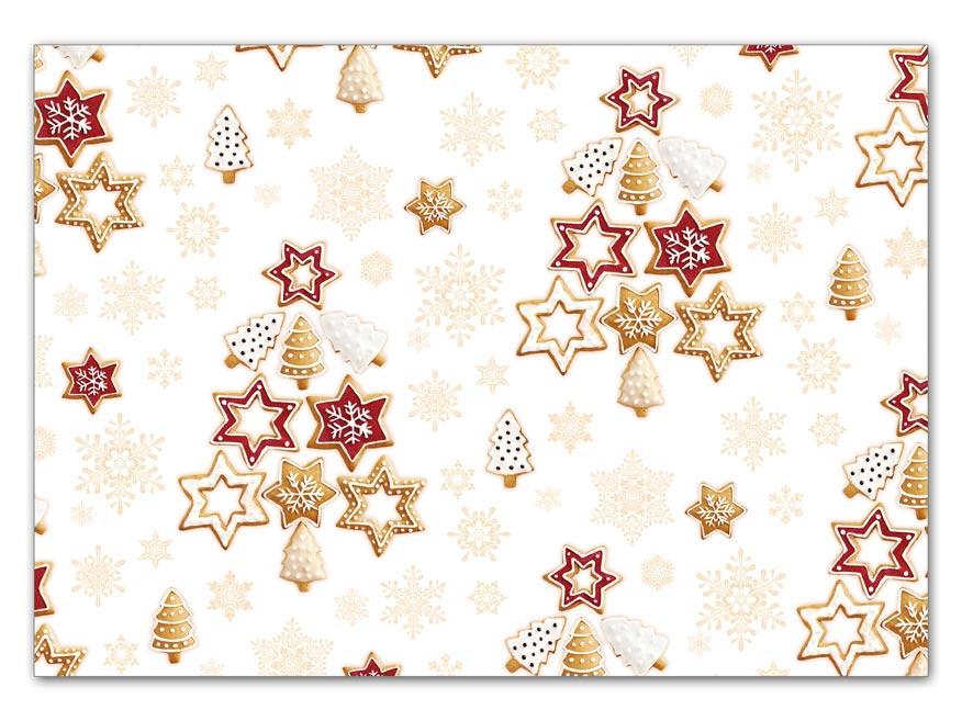 Baliaci papier vianočný LUX V200 100x70