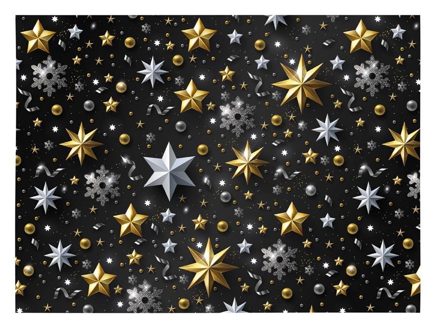 Balaici papier vianočný LUX V211 100x70