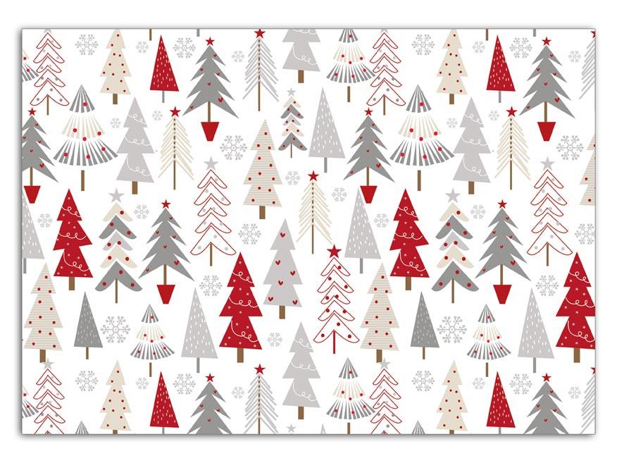 Balaici papier vianočný LUX V215 100x70